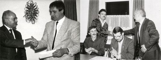 Gründungssitzung (1988)